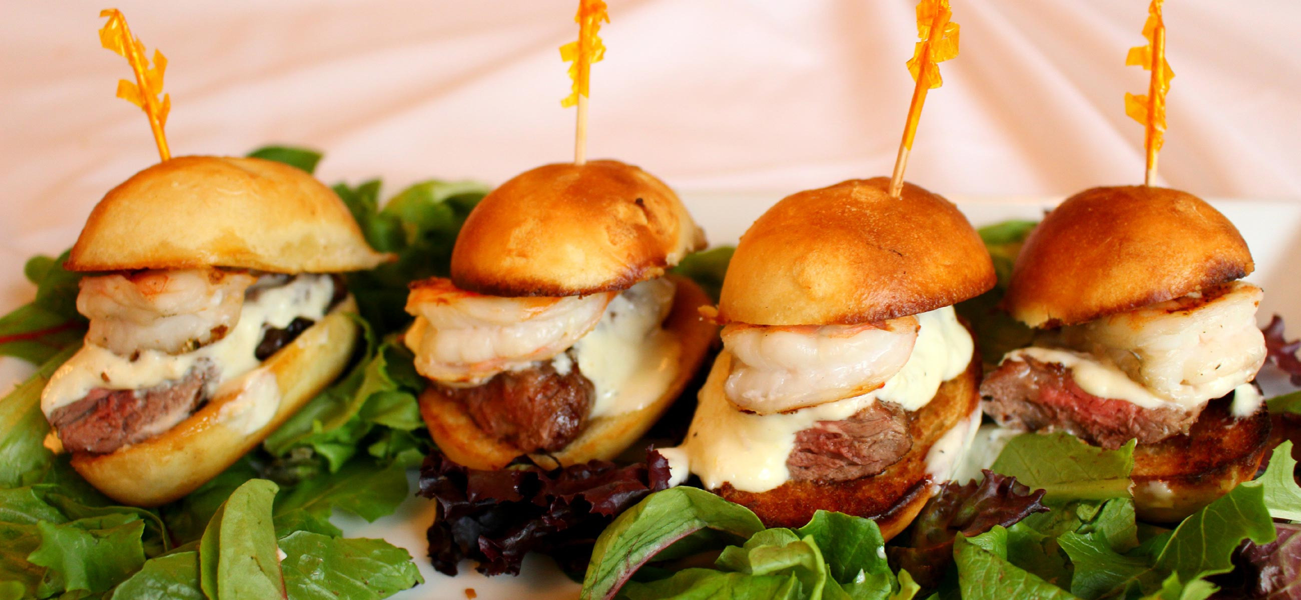 lunch restaurant - sliders